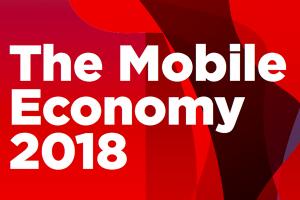 GSMA Intelligence Mobile Economy 2018