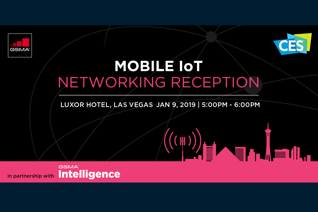 Mobile IoT Networking Reception at CES 2019